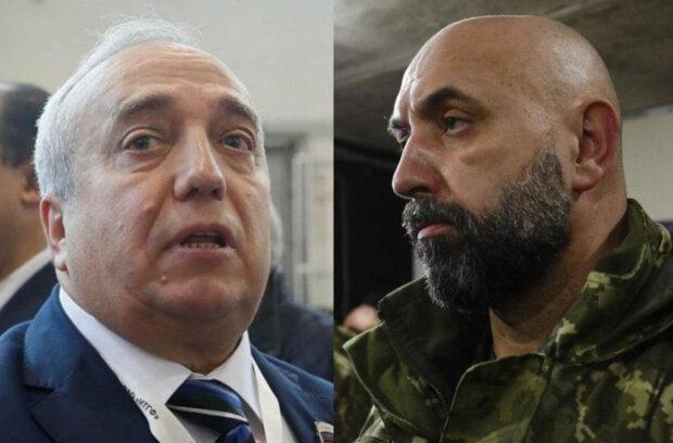 Вгосударстве Украина  пригрозили РФ  «потоком гробов» вслучае войны