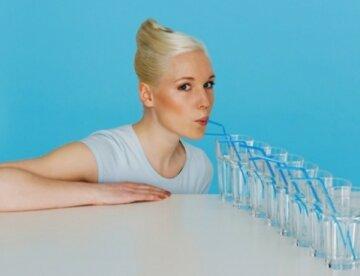 пить, вода