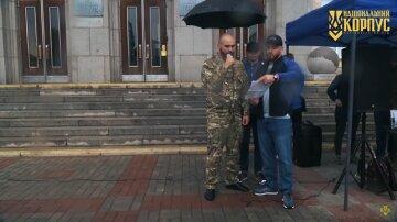 Нацкорпус повідомив, що їхній представник Дмитро Кухарчук став кандидатом у депутати: подробиці