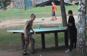 летний православный лагерь, скрин