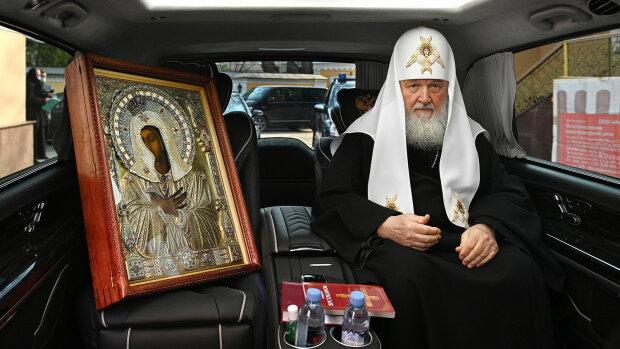 «На Мерседес не вистачає»: патріарх Кирило поскаржився на брак грошей і попросив про допомогу