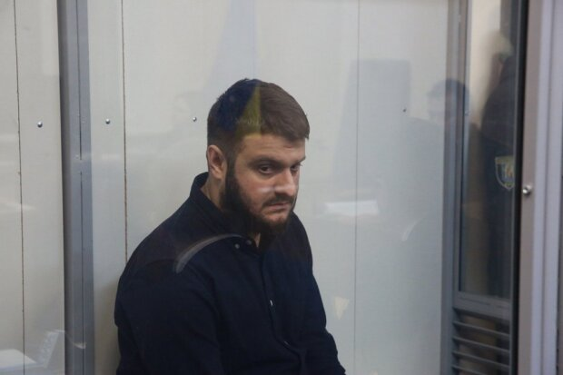 Сын Авакова, суд, Алексанлр Аваков