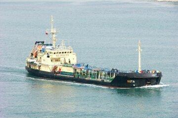 судно, танкер Рута