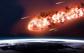 метеорит, астероид