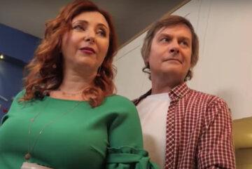 Степан Казанін з дружиною