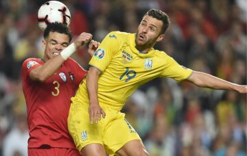Жуниор Мораес, сборная Украины