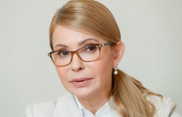 Чтобы не отставать от Зеленского: Тимошенко попалась на горячем, видео элитного кортежа слили в сеть