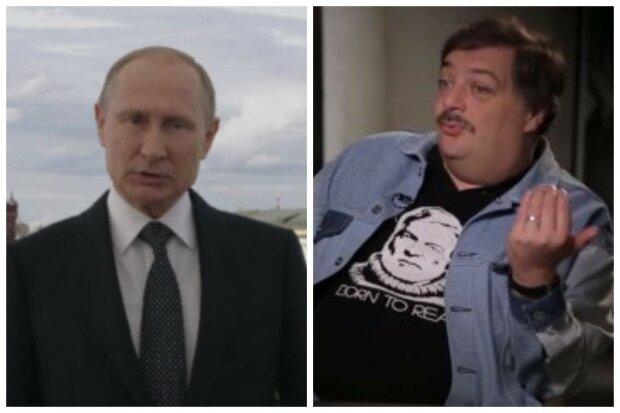 """Быков рассказал, как закончится эпоха правления Путина: """"Абсолютно уверен, что..."""""""