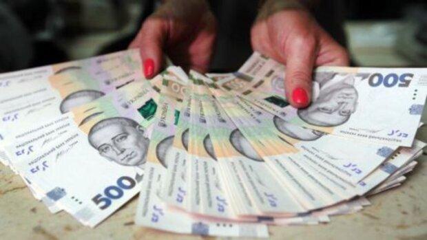 гривня, гроші, багатство