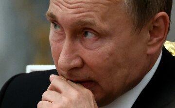 Владимир Путин, страх