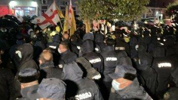 Сергій Корнак: грузинської революції потрібно зробити наступний крок