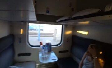 """ЧП в поезде """"Укрзализныци"""", очевидцы сняли все на видео: """"Всю ночь пассажиры Киев-Николаев..."""""""