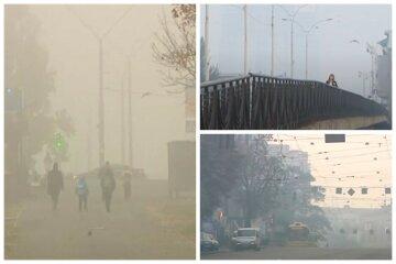 Отруйний смог рухається на Україну і загрожує здоров'ю людей: таке буває в Африці