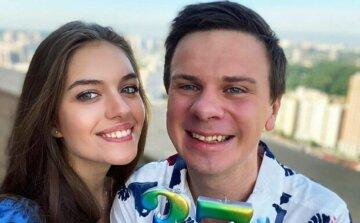 """Молодая жена Комарова из «Мир наизнанку» показала на всю страну, чем балует супруга: """"Маленькая и нежная"""""""