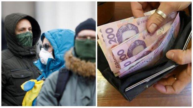 коронавирус, деньги, штраф