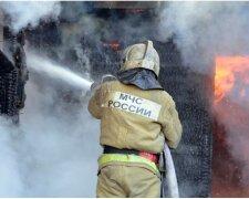 спасатель рф пожар