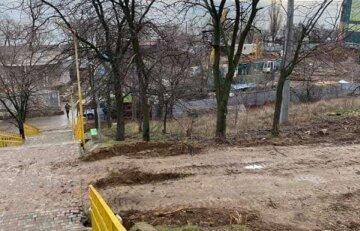 """Популярную набережную изуродовали в Одессе, жители в ярости: """"Варвары"""", кадры"""