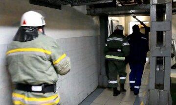 В Киеве дети оказались в ловушке: на место срочно выехали спасатели, что произошло