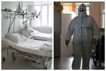 Вирус отступает перед праздниками в Одессе: что происходит в больницах и сколько свободных мест
