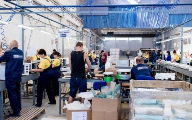 работа, украинцы, мигранты