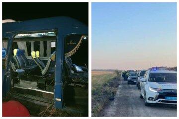 На трасі Київ-Одеса розбився автобус з хасидами: трагічні кадри ДТП