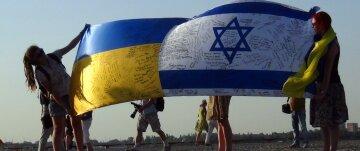 Укриана-Израиль