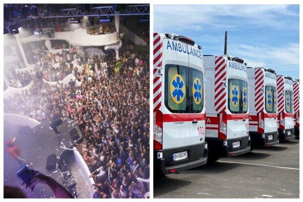 """""""Скоро всі будуть в інфекціонці"""": відпочиваючі натовпами штурмують нічні клуби Одеси, відео"""