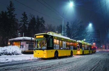общественный транспорт,