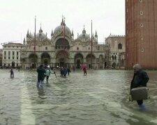 венеція, повінь
