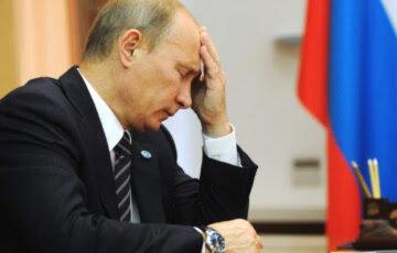 """У Путина показали миру """"чудо"""" техники и опозорились: """"чертежи вверх ногами читали"""""""
