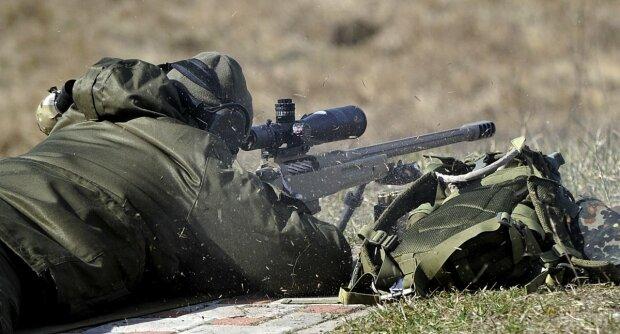 снайпер военный