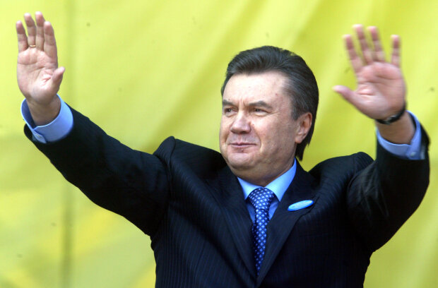 Янукович,