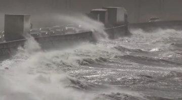 ураган, шторм, буря