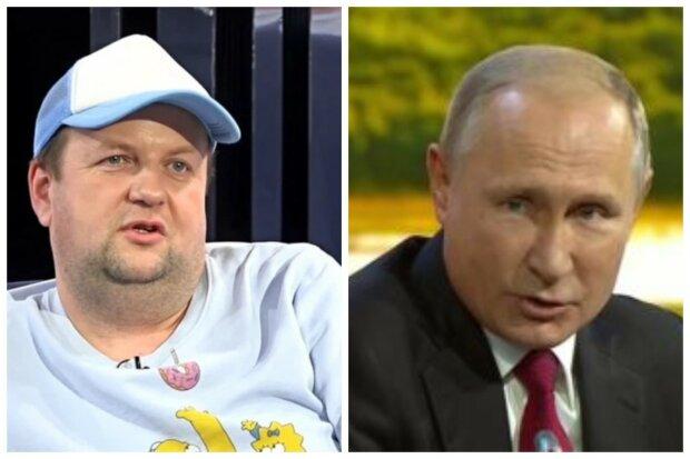 """Бронюк вирішив, що скаже Путіну при першій зустрічі: """"Заспівав би пісню харківських футбольних фанів"""""""