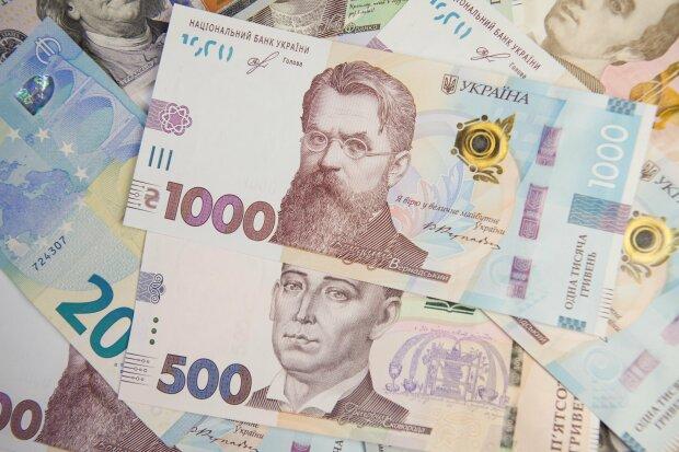 гривна банкнота купюра