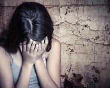 Дети-девочка-слезы