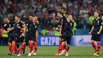 футбол хорватия