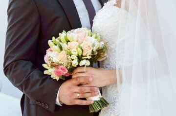 свадьба, брак,, молодожены