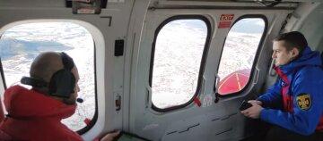 Страшным известием завершилась масштабная операция по спасению в Карпатах, авиация не помогла: фото