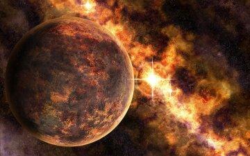 конец света, космос, галактика, армагедон, апокалипсис