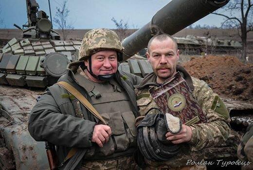 Умер полковник АТО Федичев: не выдержало сердце