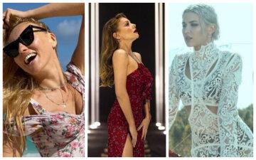 Кароль, Полякова, MARUV и другие звезды поразили талиями в корсетах: топ сочных красоток