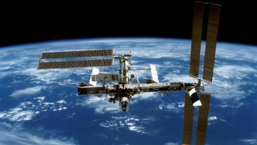 мкс, космическая станция