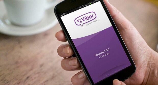 Viber вайбер 1