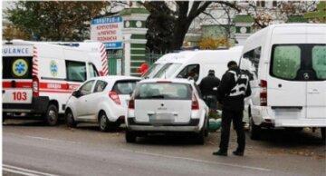 В Одесі поліція влаштувала рейди біля лікарень, кадри: за що штрафують