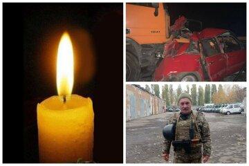 """Жизнь боевого медика оборвалась в ДТП на украинской трассе: """"Спас не одну жизнь на фронте"""""""