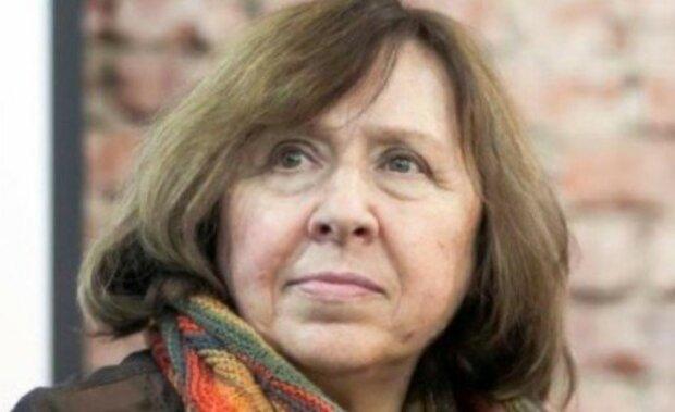 """Письменниця Алексієвич розповіла, як зупинити агресію РФ в Україні: """"Все буде залежати від..."""""""