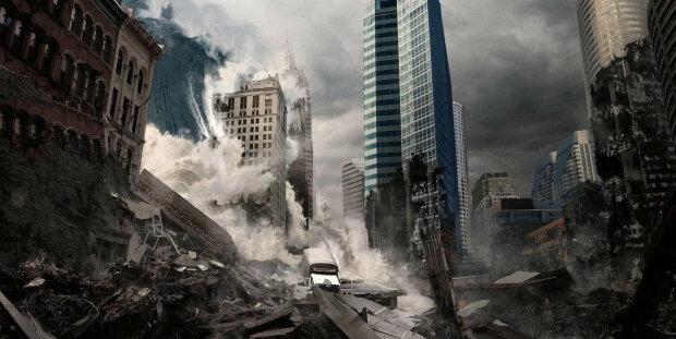 катастрофа, потоп