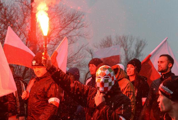Польша, Украина-Польша, поляки, националисты