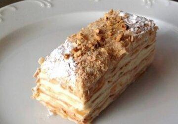 Судья «Мастер Шеф» Ярославский поделился маминым рецептом торта «Наполеон»: «Это семейная реликвия»